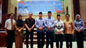 Rapat Koordinasi Perpustakaan tingkat SLTA se-Kota Pekanbaru
