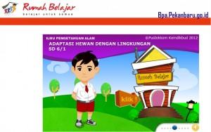 Rumah Belajar BPA SD IPA 4