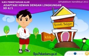 Rumah Belajar BPA SD IPA 41