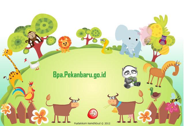Rumah belajar BPA SD Bahasa Inggris 4