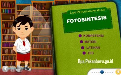 Rumah belajar BPA SD IPA 4 Fotosintesis