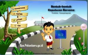 Rumah belajar BPA SD PKn 4