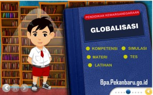 Rumah belajar BPA SD PKn 4 Globalisasi