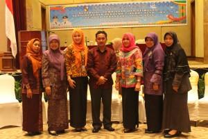 Supervisi, Pembinaan dan Stimulasi Perpustakaan Sekolah BPA Kota Pekanbaru