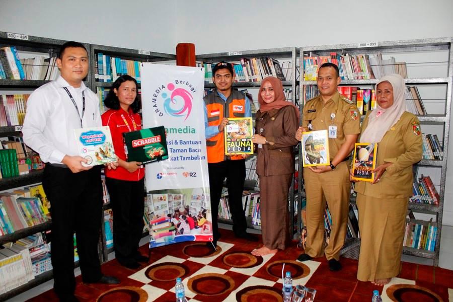 BPA Pekanbaru dibantu Gramedia dan Rumah Zakat