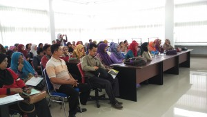 Peserta Kegiatan Forum Perpustakaan Sekolah Indonesia