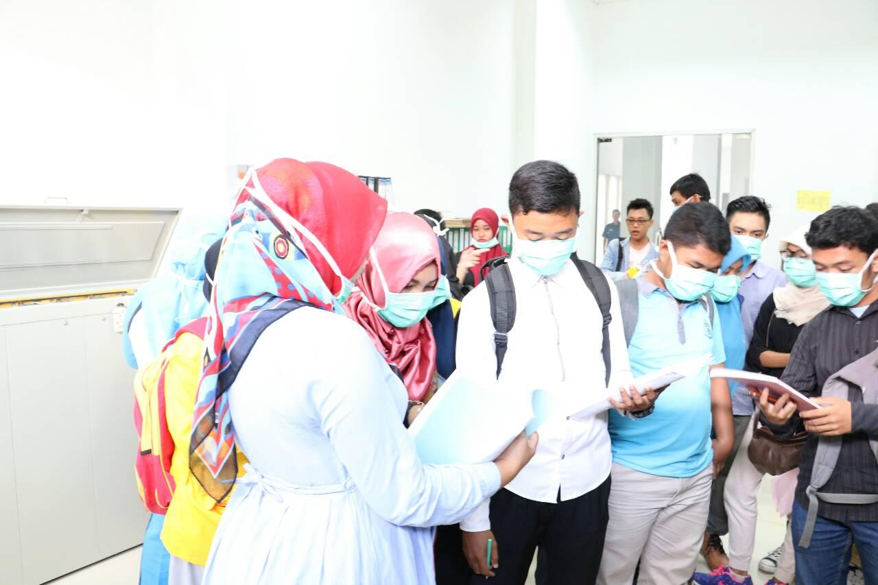 Kunjungi Ruang Arsip BPA Kota Pekanbaru