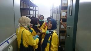 Ruang Penyimpanan Arsip BPA Kota Pekanbaru