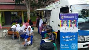 Mobil Pustaka Keliling BPA Kota Pekanbaru