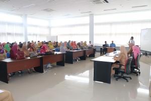 Acara Seminar Pustakawan Perpustakaan Sekolah