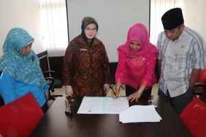 MoU BPA Kota Pekanbaru dengan SDN 20