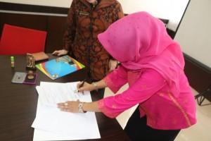 MoU BPA Kota Pekanbaru dengan SDN 20 ii