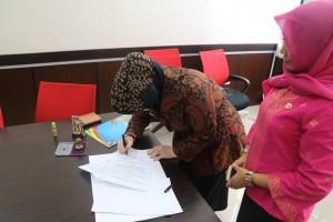 MoU BPA Kota Pekanbaru dengan SDN 20 iii