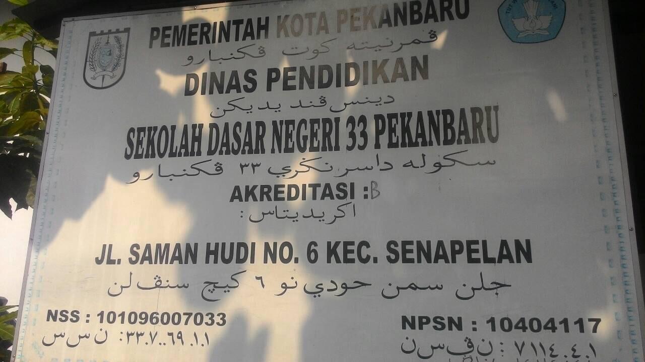 Senapelan - Sago - SDN 33 - 02 Namasek