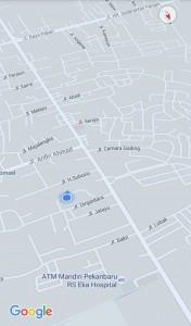 Tampan – Delima – SDN 176 – 01 Koord