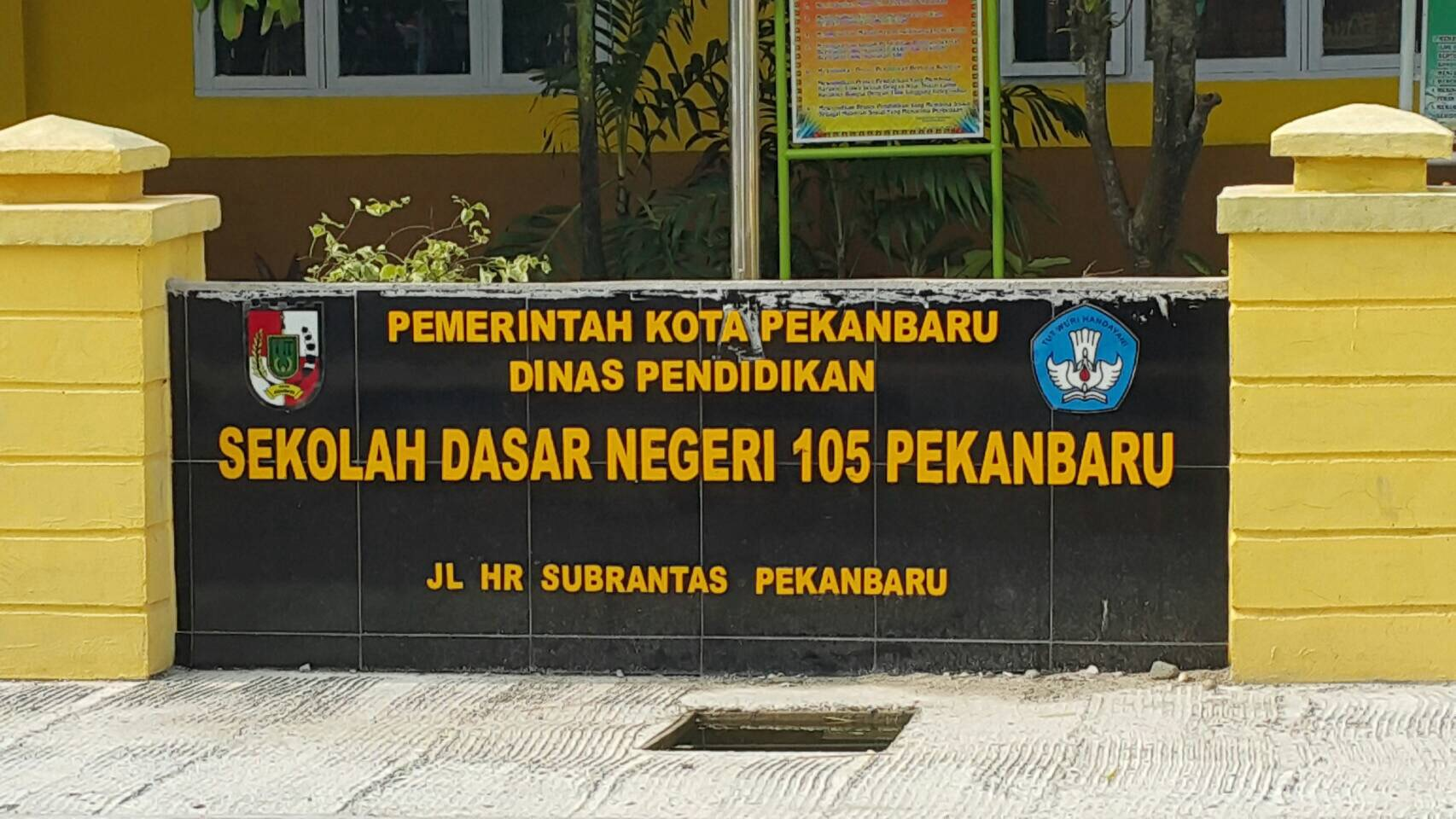 Tampan - Tuah Karya - SDN 105 - 02 Namasek