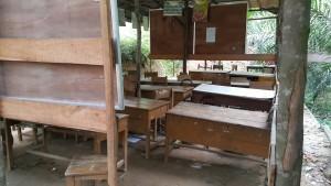 Tenayan Raya – Sail – Sekolah Marjinal SDN 135 – 05 Ruang Kelas