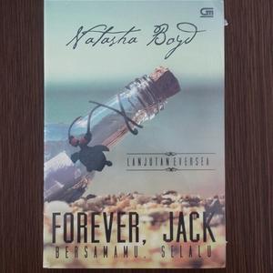Sinopsis Buku Forever Jack Bersamamu Selalu