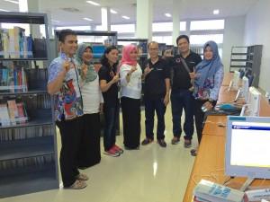 Kunjungan ManagerStore Gramedia Pekanbaru