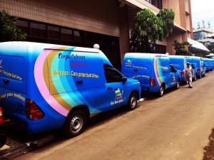 deretan-mobil-bantuan-pustaka-keliling-bpa-pekanbaru