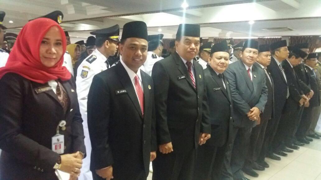 pelantikan-opd DPK Pekanbaru