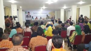 Rapat Koordinasi Dinas Perpustakaan dan Kearsipan Se-Provinsi Riau 2017 DPK Pekanbaru