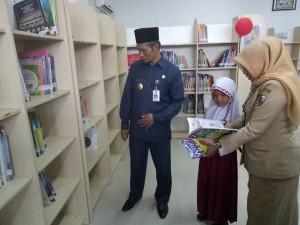 Kunjungan Wakil Walikota Ke Dispusip Kota Pekanbaru