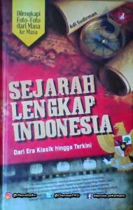 sejarah lengkap indonesia