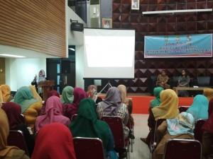 In house training pengelola perpustakaan se-kota Pekanbaru
