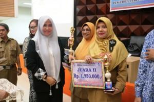 Juara II SMPS KARTIKA 1-5