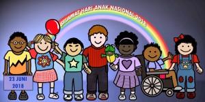 HARI ANAK NASIONAL 2018