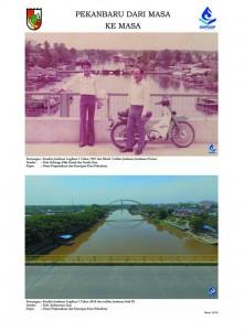 Jembatan Siak III Tahun 2018