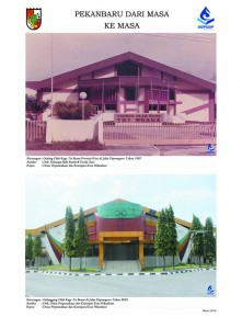 Gedung Olah Raga Tri Buana Provinsi Riau
