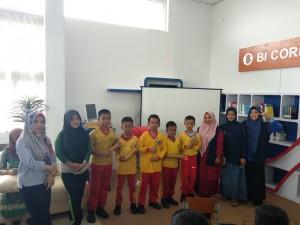 sosialisasi Generasi Baru Indonesia (GenBI) Provinsi Riau