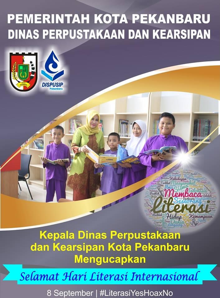 elamat Hari Literasi Internasional 8 September