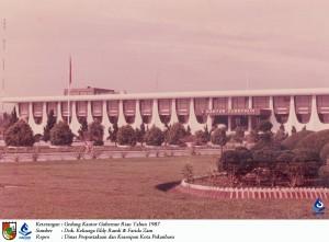 Gedung Kantor Gubernur Riau