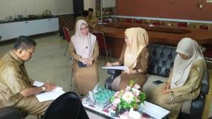 Penyusunan Jadwal Retensi Arsip (JRA) Urusan Kebudayaan pada Dinas Kebudayaan dan Pariwisata Kota Pekanbaru