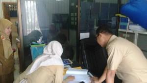 mensosialisasikan Aplikasi Sistem Informasi Kearsipan Dinamis (SIKD) pada Badan Kesatusn Bangsa dan Politik (KESBANGPOL) Kota Pekanbaru