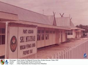 Panti Asuhan Sri Mujinab Provinsi Riau