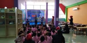 kunjungan Dari ICS (indonesian creative school)