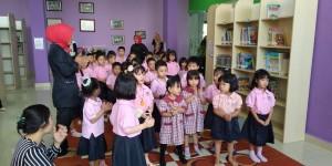 Dari ICS (indonesian creative school)