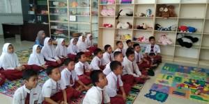 Kunjungan SD N 88 pekanbaru