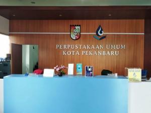 perpustakaan kota pekanbaru