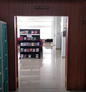 ruang pustaka