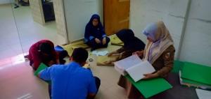 pengolahan terhadap arsip keuangan Dinas Perpustakaan dan Kearsipan Kota Pekanbaru