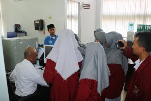 Kunjungan SMK MUHAMMADIYAH 2 Pekanbaru