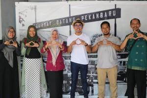 kunjungan blogger malaysia