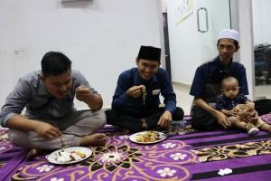 Buka bersama keluarga dispusip pkanbaru 4