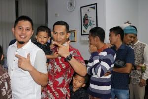 Buka bersama keluarga dispusip pkanbaru 8