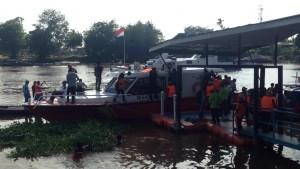 Bersih bersih sungai siak 2019 Dalam rangka menyambut Hari Jadi Kota Pekanbaru yang ke-235, Pemerintah Kota Pekanbaru